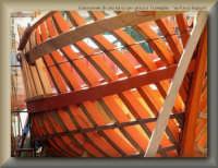 Cantieri navali - barca per pesca con tramaglio  - Licata (5040 clic)