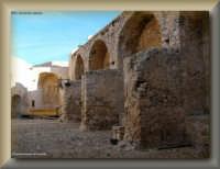 il Castel S.Angelo - piazzale interno  - Licata (2055 clic)
