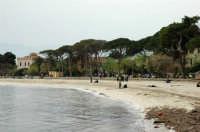 La spiaggia di Mondello in primavera  - Mondello (7976 clic)