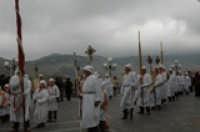 Processione prima di U 'ncuontru a Petralia Sottana (Pa)  - Petralia sottana (3615 clic)