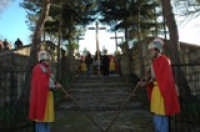 Il Calvario del Venerdì Santo a Petralia Sottana  - Petralia sottana (3675 clic)
