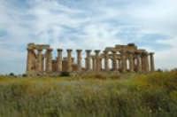 monumento  - Selinunte (2625 clic)