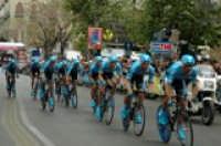91° Giro d'Italia PALERMO Melania Federico