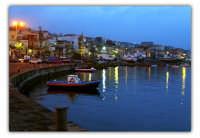 Porto di Acitrezza all'alba.  - Aci trezza (6309 clic)