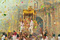 spettacolare sciuta di san sebastiano martire  - Palazzolo acreide (6872 clic)
