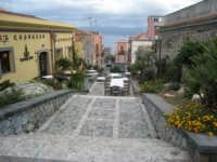 La zona castello  - Milazzo (13141 clic)