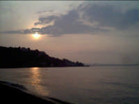 Il tramonto....  - Altavilla milicia (5366 clic)