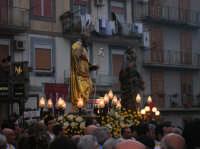 San Luca e San Antonio al termine de  A cursa ri Rantu Luca   - Corleone (8699 clic)