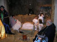 La sacra famiglia del presepe vivente 2009  - Corleone (4464 clic)