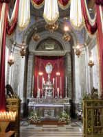 L'altare Laterale Tutto in Argento All'Interno Della Cattedrale PALERMO Salvatore Macaluso