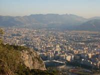 Vista Della Città Di Palermo Da Monte Pellegrino  - Palermo (3409 clic)