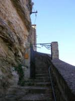 Ingresso Del Castello sottano dimora dei frati Francescani.  - Corleone (9156 clic)