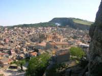 Panorama visto dal Castello Sottano  - Corleone (7475 clic)