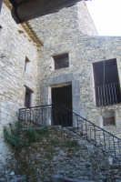 Ingresso del museo nel santuario di Santa Rosalia  - Santo stefano quisquina (3390 clic)