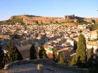 Il panorama del paese visto dal Calvario  - Corleone (3264 clic)