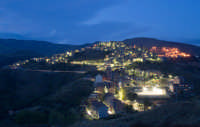 Capizzi, panorama notturno  - Capizzi (5593 clic)