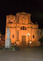 Capizzi, Santuario di S. Giacomo visto di notte  - Capizzi (4990 clic)