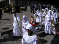 Processione venerdì Santo ecce homo, anno 2006   - Capizzi (7421 clic)