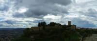 Castello di Lombardia - Veduta dalla Rocca di Cerere [Foto:Zef Cinquegrani] ENNA Zef Cinquegrani