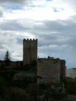 Scorcio del Castello e Torre Pisana. [Foto: Zef Cinquegrani] ENNA Zef Cinquegrani