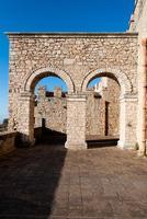 Geometrie del castello di Caccamo (2820 clic)