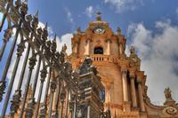 Chiesa di S. Giorgio Ragusa Ibla (2732 clic)