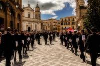 Processione della Real Maestranza   - Caltanissetta (1933 clic)