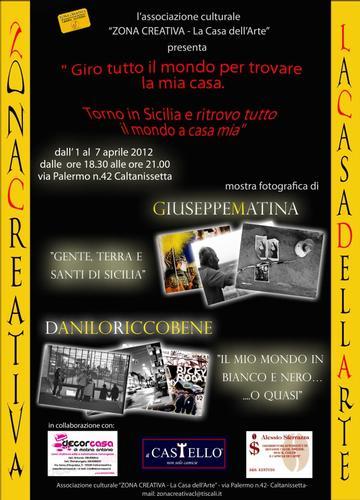 mostra fotografica - CALTANISSETTA - inserita il 28-Mar-12