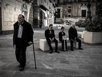 processione della real Maestranza   - Caltanissetta (2036 clic)