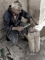 lo scultore   - Scicli (1489 clic)