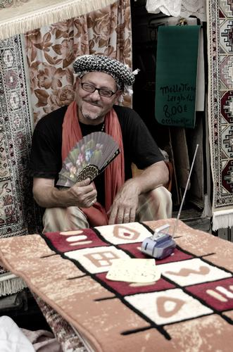 venditore di tappeti - TERMINI IMERESE - inserita il 09-Jan-12