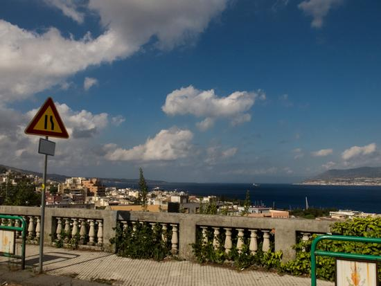 Stretto di Messina - MESSINA - inserita il 01-Sep-14