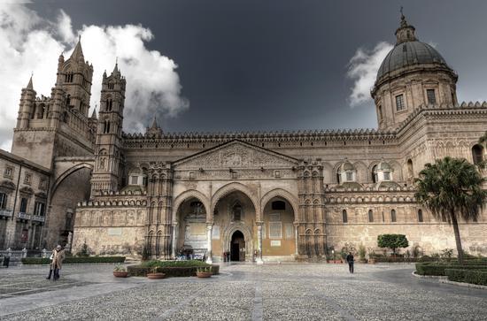 Cattedrale di Palermo 1 - PALERMO - inserita il 08-Feb-12