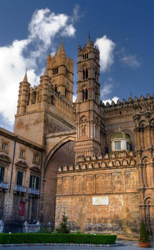 Cattedrale di Palermo - PALERMO - inserita il 06-Feb-12
