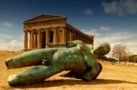Caduta di Icaro   - Agrigento (4533 clic)