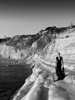 passeggiata alla scala dei turchi   - Realmonte (1944 clic)