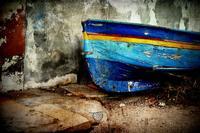 relitto relitto di una barca a Messina  - Messina (15449 clic)