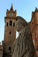 Particolare del Duomo di Caccamo (3027 clic)