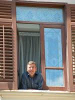 Padre Giovanni alla finestra  - Mistretta (5144 clic)