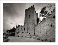 Il Castello Normanno a Erice (2470 clic)