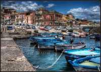 Barche ad Aci Trezza (7587 clic)