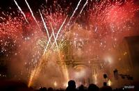 I fuochi del 3 febbraio 2011 Festa di S.Agata, Catania  - Catania (3626 clic)