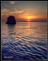 Tramonto eoliano Tramonto alle isole Eolie  - Lipari (5580 clic)