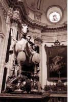 S Giorgio, patrono di Ragusa Ibla  - Ragusa (1828 clic)