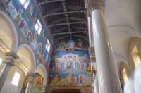 Domenica delle palme , interno della Chiesa Madre  - Piana degli albanesi (9124 clic)