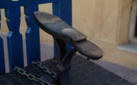 Poggia scarpa dell'ultimo lustrascarpe   - Caltanissetta (3384 clic)