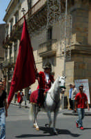 Corteo Senato civico festa di San Giacomo portabandiera CALTAGIRONE GIUSEPPE RANNO