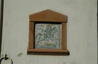 Edicola votiva in ceramica  CALTAGIRONE GIUSEPPE RANNO