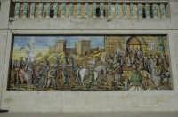 Pannello in ceramica - Quartiere Matrice CALTAGIRONE GIUSEPPE RANNO