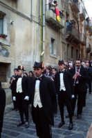 Processione del venerdi santo - Costumi Senato civico  - Caltagirone (2193 clic)